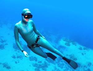 Freediving Anambas