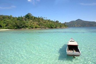 Pulau Mengkait - where man and nature co-exist
