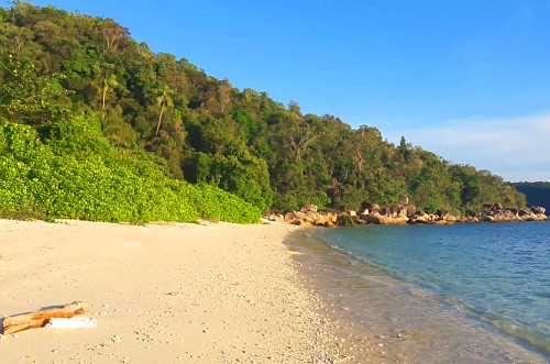 Pulau Semut: For a guaranteed splashing good time